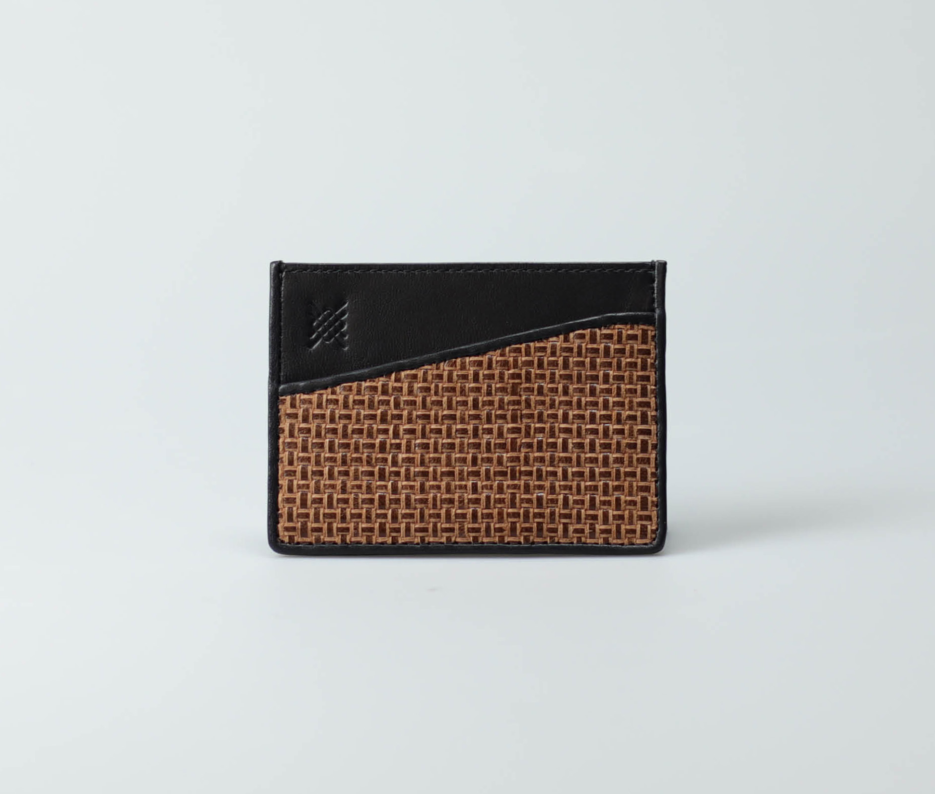 Leather Mens Card Holder