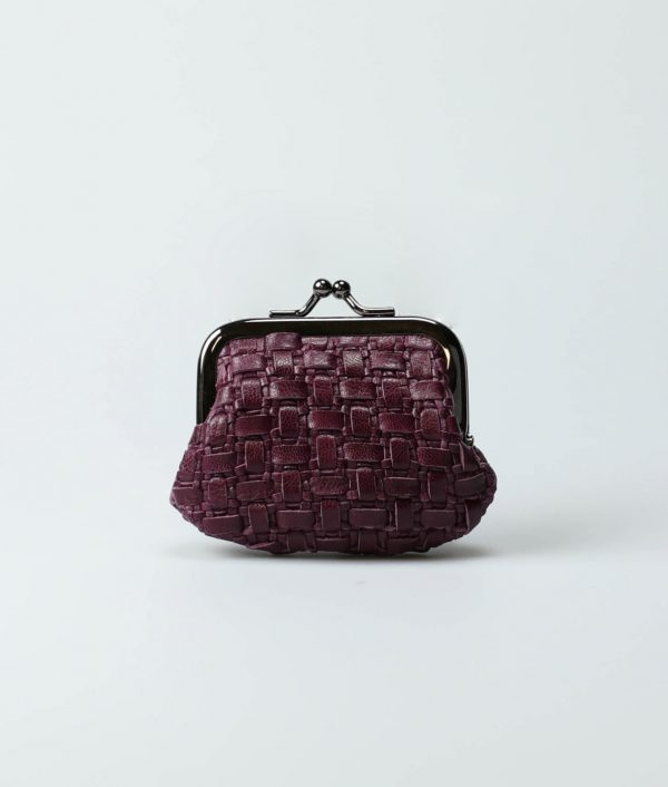 purple-women-classic-weave-coin-purse-tenu-tresse-1